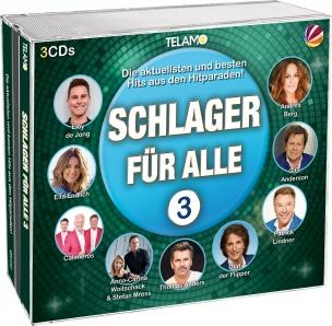 Various - Schlager für alle 3 (3CD2018)
