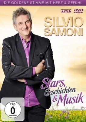 Silvio Samoni - Stars, Geschichten & Musik (DVD2018)