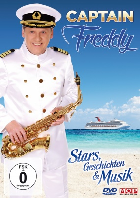 Captain Freddy - Stars, Geschichten & Musik (DVD 2018)