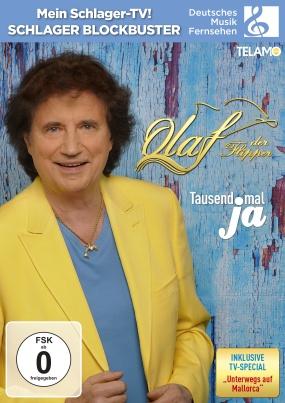 Olaf der Flipper - Tausendmal Ja (DVD 2018)