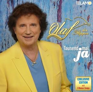 Olaf der Flipper - Tausendmal Ja (CD 2018)