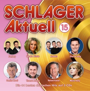 schlager-aktuell-15 (2cd )