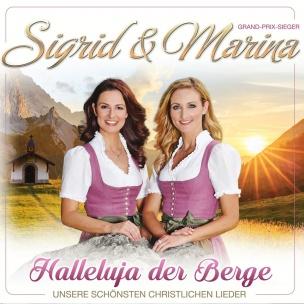 Sigrid & Marina - Halleluja der Berge (CD 2019)